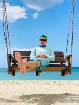 Estilo de vida de viagens na temporada de verão