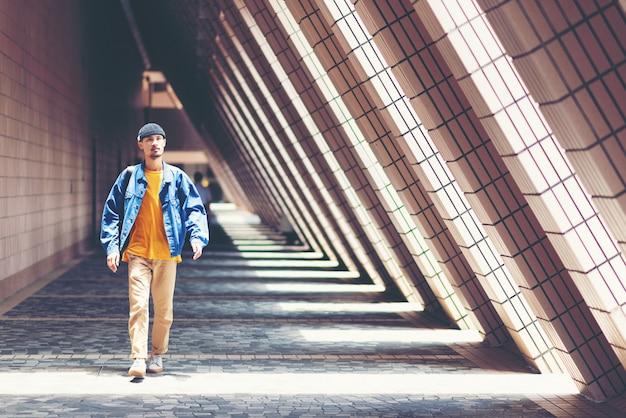 Estilo de vida em hong kong, imagem de filtro criativo
