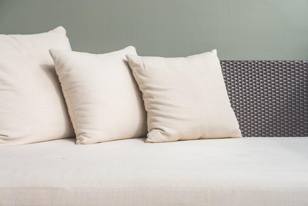Estilo de vida luxuoso mobiliário sofá moderno