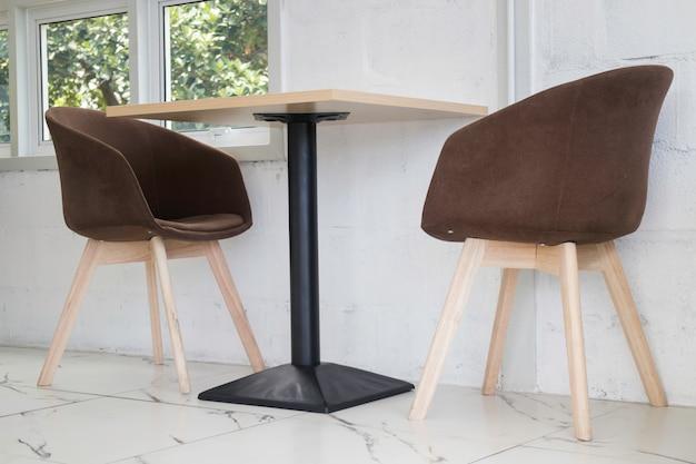 Estilo minimalista de design de interiores de sala de estar