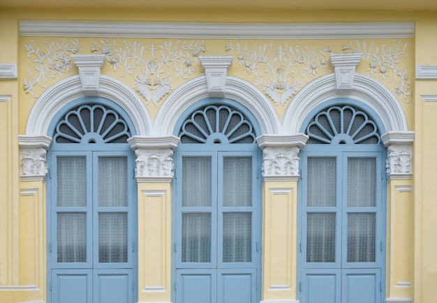 Estilos de janela bonitos e coloridos.