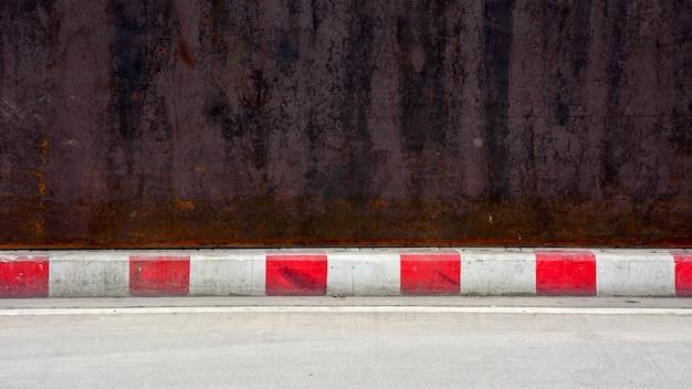 Estrada de concreto