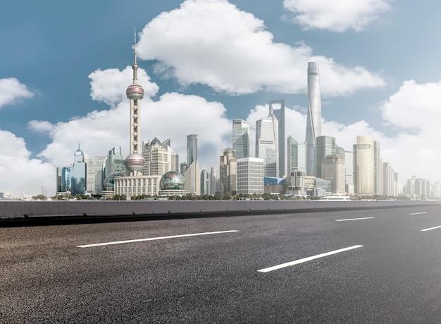 Estrada e a cidade