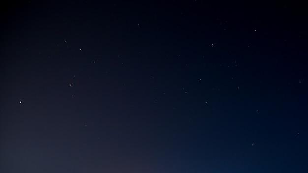Estrelas whit céu sagitário e scorpius