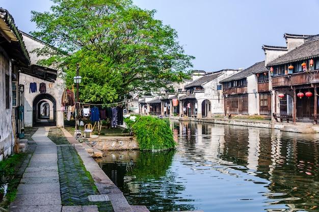 Estrutura de água do sul estrada cultura china