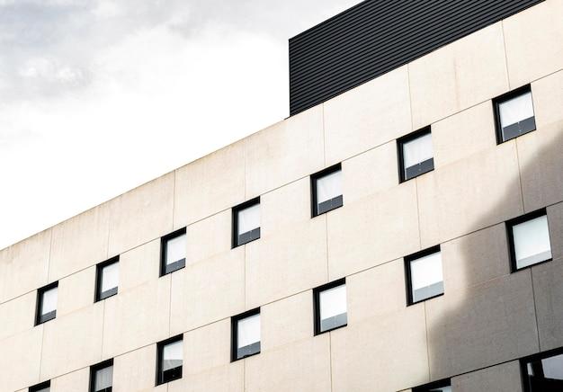 Estrutura de concreto na cidade