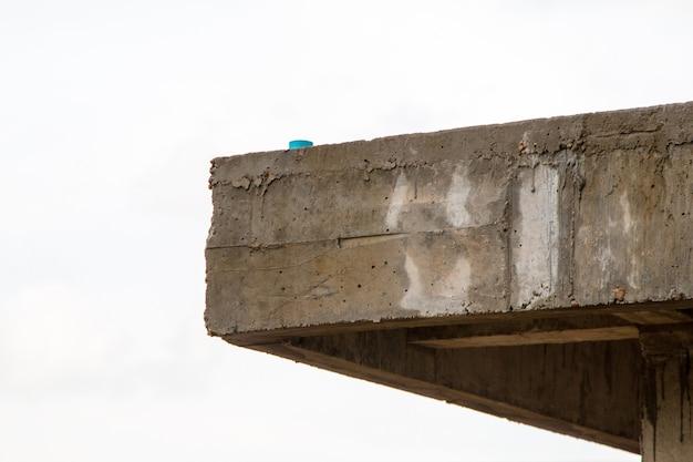Estrutura de construção usada na construção