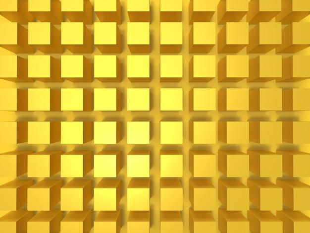 Estrutura dos cubos dourados metadados do chip de informação e outros usos da computação de dados quânticos