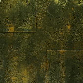 Estrutura metálica com superfície de ferrugem