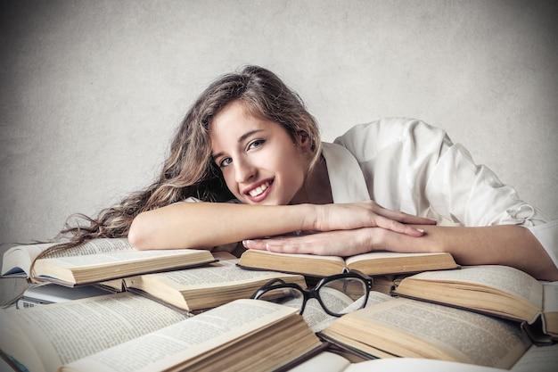 Estudar muito e aprender