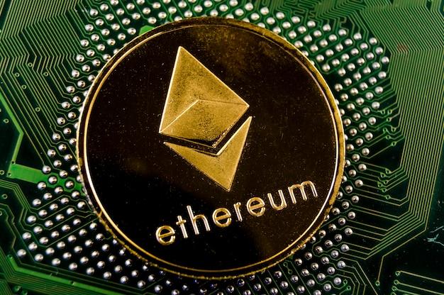 Ethereum é uma forma moderna de troca e esta moeda criptografada