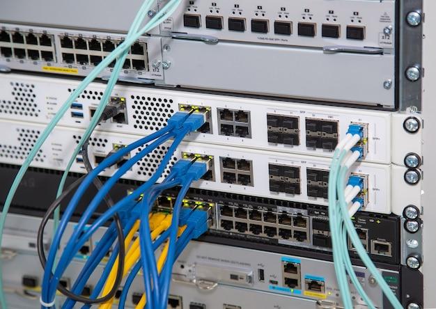Ethernet, transmissão com fio