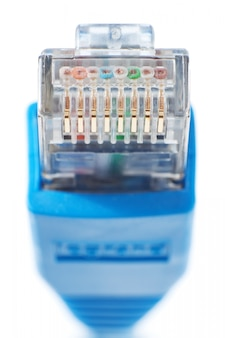 Ethernets da lan do conector