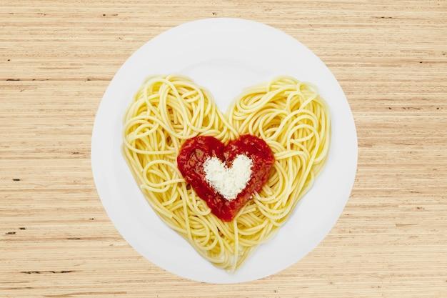 Eu amo espaguete!