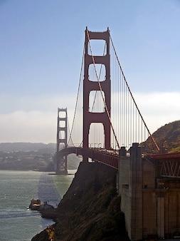 Eua ponte de ouro san francisco portão califórnia