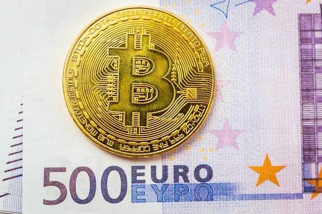 Euro e bitcoin