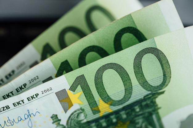 Euro money. fundo de dinheiro do euro. notas de euro money