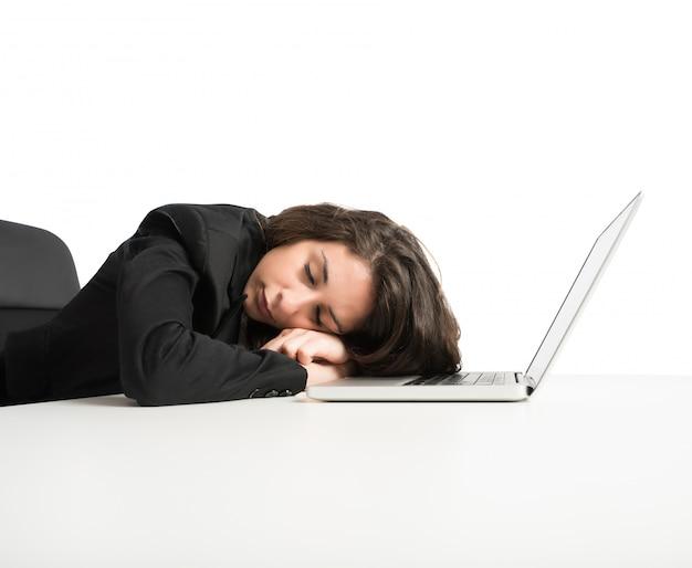 Exaustão por excesso de trabalho
