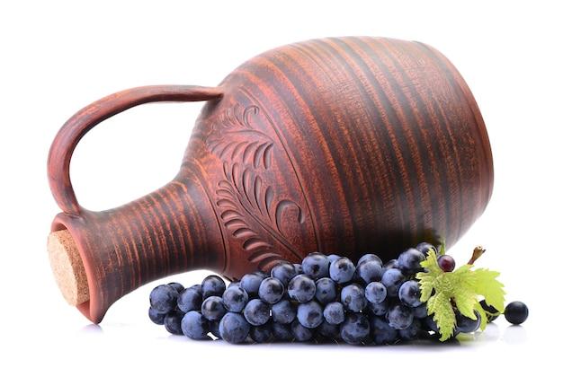 Excelente vinho georgiano