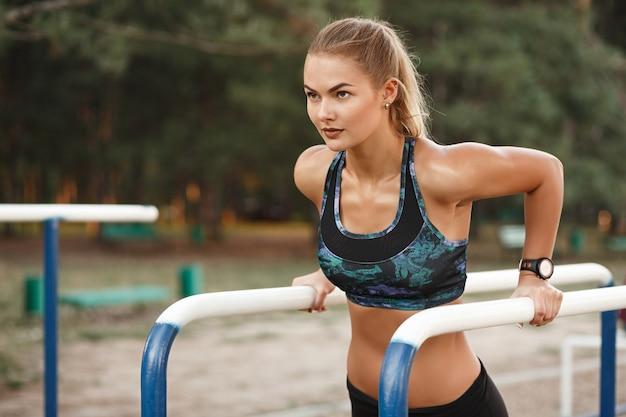 Exercício ao ar livre