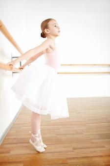 Exercício de balé
