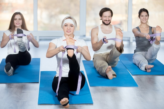Exercício de trepidação muscular