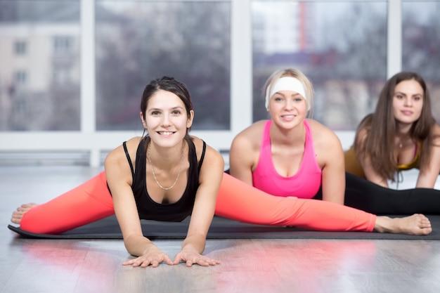 Exercícios para coxas e garganta