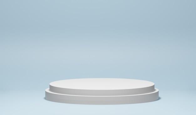 Exibição do produto com cor azul para o produto
