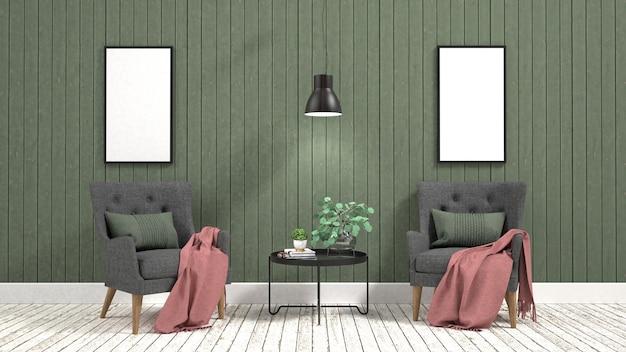 Exibir modelo de cartaz na renderização 3d de parede