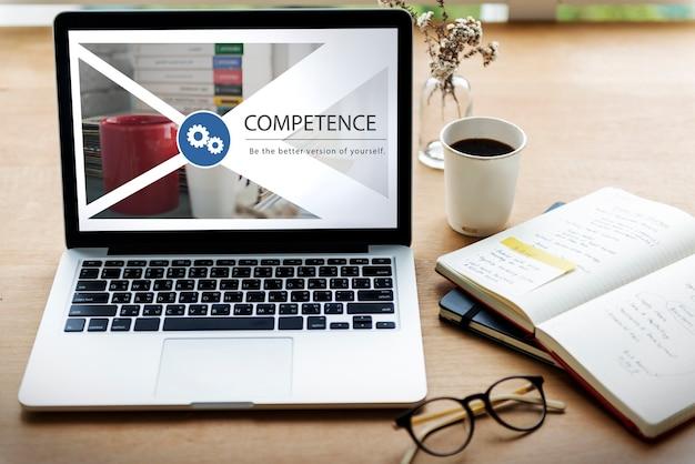 Experiência de desempenho desenvolvimento de conhecimento aprendizagem