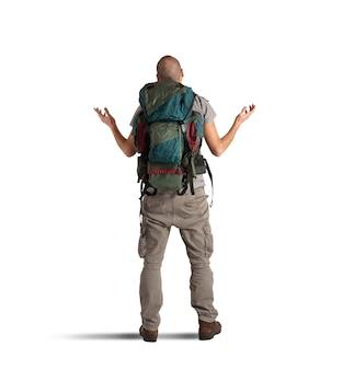 Explorador perdido
