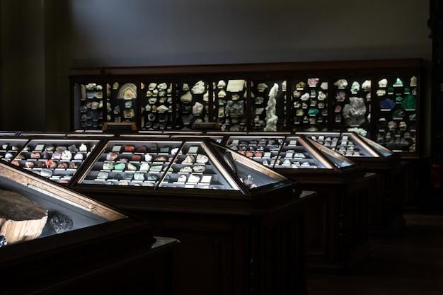 Exposição do museu