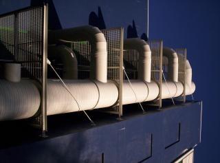 Exposto: estudo em sistema de ventilação