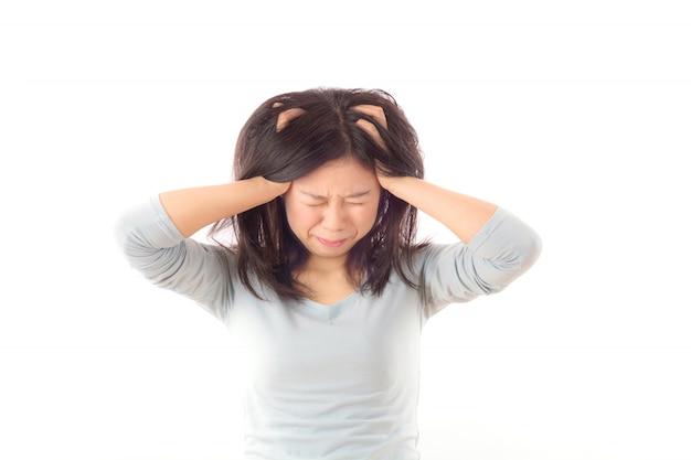 Expressão doença negativo see menina