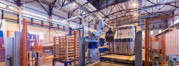 Fábrica de fabricação, lente de foco amplo