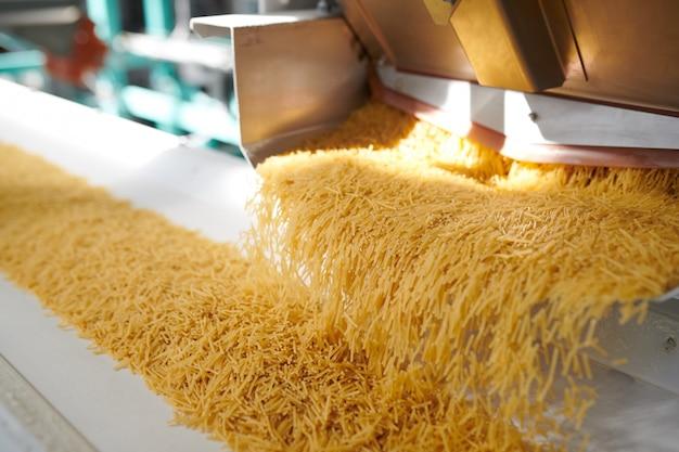 Fábrica de macarrão