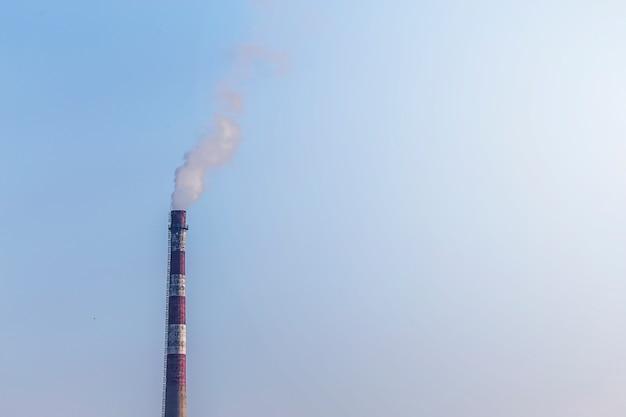 Fábrica de processamento de gás