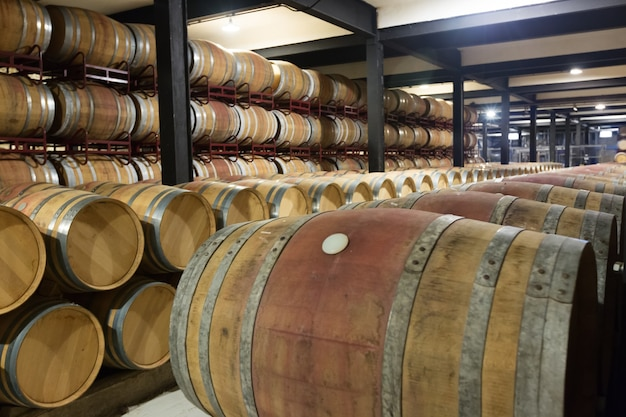 Fábrica de vinícolas