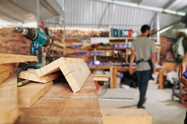 Fabricação de móveis