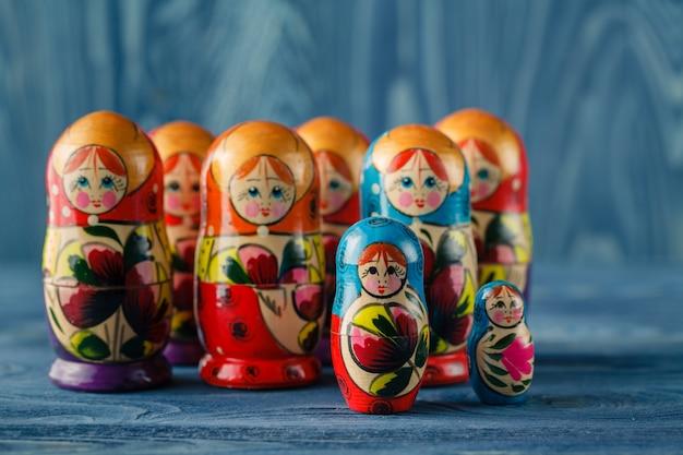 Família de matreshka