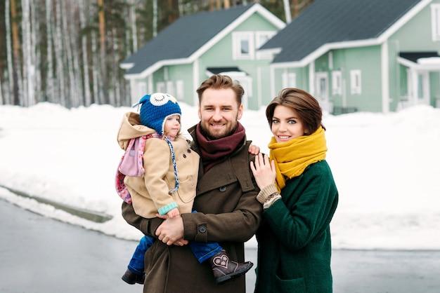 Família e casa