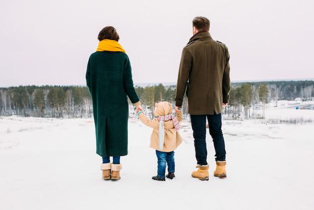 Família linda e feliz