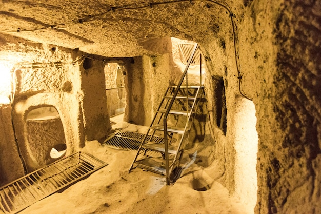 Famosas ruínas maias no méxico