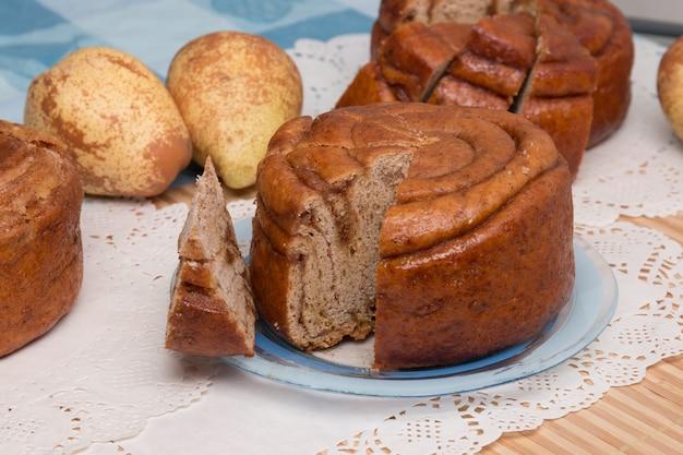 Famoso bolo folar português