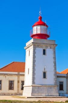 Farol do cabo sardão, portugal - farol do cabo sardão (construído em 1915)