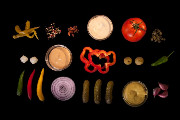 Fastfood foodie cocina yummy burguer