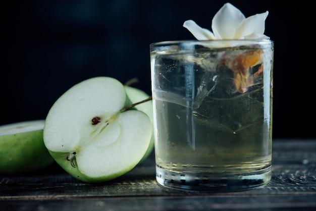 Fatia de maçã