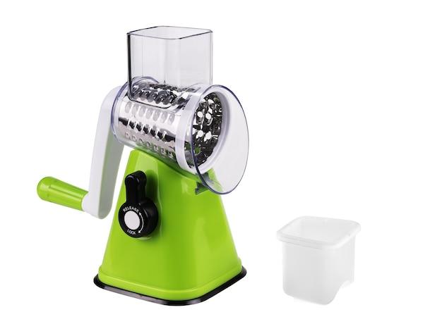Fatiador ralador mecânico para vegetais