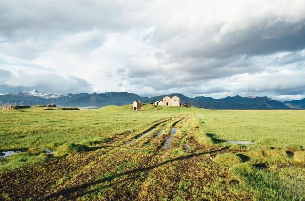 Fazendas abandonadas