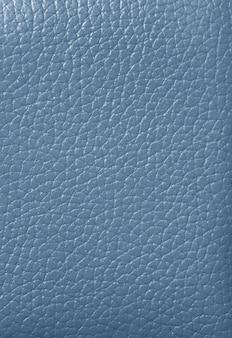 Fechado para cima luz azul colorido couro genuíno, para o fundo, textura, padrão